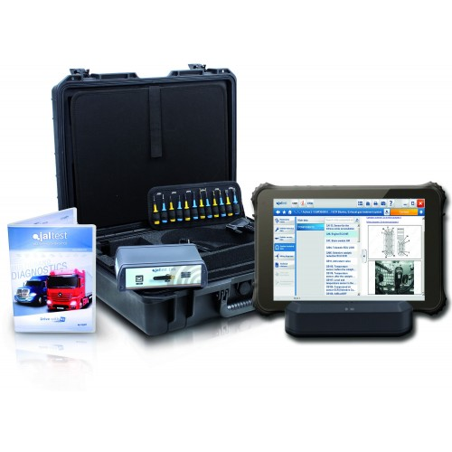 Pack complet diagnostic PL | REMORQUES | BUS | VU | ENGINS SPECIAUX
