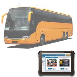 Pack diagnostic Autobus